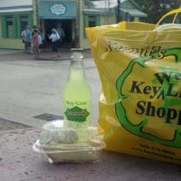 Photo taken at Kermit's Key West Key Lime Shoppe by Colin G. on 12/29/2011