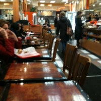 Photo taken at Café Bonjour Deli & Pizza by Terri N. on 1/13/2011