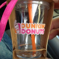 Photo taken at Dunkin' Donuts by MoL on 11/19/2011