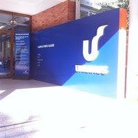 Photo taken at Universidade do Vale do Rio dos Sinos (Unisinos) by Gustavo R. on 5/21/2012