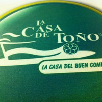 Foto tirada no(a) La Casa de Toño por Carlos G. em 7/29/2012