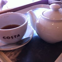 Photo taken at Costa Coffee by Blue T. on 8/21/2012