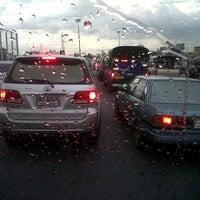 Photo taken at บนทางด่วนพระราม9-2 by HIN SPEED H. on 8/22/2012
