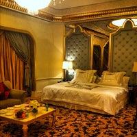 Photo taken at Waldorf Astoria Jeddah - Qasr Al Sharq by Said D. on 3/13/2012