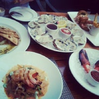 Photo taken at Devon Seafood Grill by Johanne J. on 9/1/2012