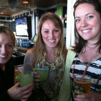 Photo taken at Dockside Restaurant & Bar by Jen G. on 3/10/2012