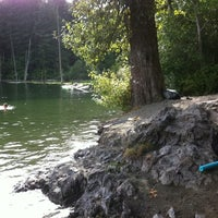 Photo taken at Durrance Lake by Nathan R. on 8/21/2011