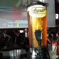 Photo taken at Legends Sports Bar & Restaurant by D on 9/19/2011
