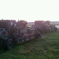 Photo taken at Expeditionary Airfield School by Dale H. on 9/19/2011