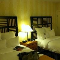 Photo taken at Renaissance Washington, DC Dupont Circle Hotel by Neti T. on 1/11/2012