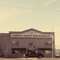 Photo taken at North Coast Brewing Co. Taproom & Grill by Blake C. on 1/11/2012