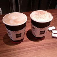 Photo taken at Aroma Espresso Bar by Stephen H. on 12/10/2011