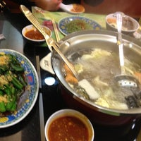 Photo taken at MK Restaurant (เอ็มเค) by Anucha N. on 3/22/2012