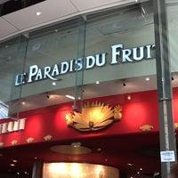 Photo prise au Le Paradis du Fruit par Dani V. le4/29/2012