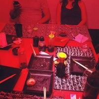 Photo taken at Mr. Miyagi Sushi Bar by Isabel F. on 6/13/2012