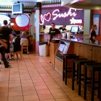 Photo taken at Sushi Deli 1 by Kevin P. on 6/12/2011