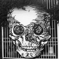 Photo taken at Museum of Death by Adam H. on 10/23/2011