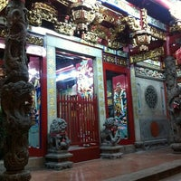 Photo taken at Po Chiak Keng Temple by johniies j. on 8/14/2011