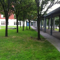 Photo taken at Roxbury Community College by Totsaporn I. on 8/15/2012
