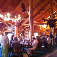 Photo taken at Guy's Lolo Creek Steakhouse by Scott C. on 8/19/2011