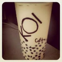 Photo taken at KOI Café by belle l. on 11/9/2011