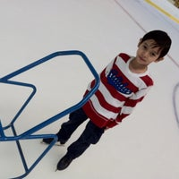 Photo taken at Ice Skating Rink by Izham K. on 6/17/2012