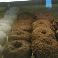 Photo taken at Daylight Donuts by Sherry R. on 1/23/2012