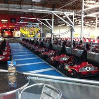 Photo taken at K1 Speed Carlsbad by Jamie B. on 10/7/2011