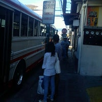 Photo taken at Parada de Buses Carrizal by Alejandro D. on 1/14/2012