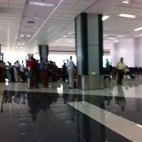 Photo taken at Sardar Vallabhbhai Patel International Airport by Pradeep S. on 9/5/2011