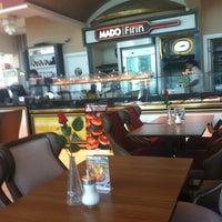9/15/2011 tarihinde Fikret K.ziyaretçi tarafından Mado Cafe, Family Mall'de çekilen fotoğraf