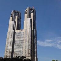 Foto tirada no(a) Tokyo Metropolitan Government Building por ことら ネ. em 9/5/2012