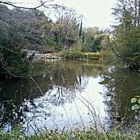 Photo taken at Rathfarnham Castle by Fernanda F. on 4/16/2012