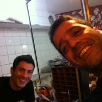 Photo taken at Mascarino Pizza Bar by Alexandre N. on 12/28/2011