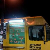 Photo taken at La Pasadita Taco Truck by Eduardo M. on 7/6/2012
