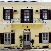 Photo taken at Hotel Poseidon by Ioannis K. on 9/2/2011