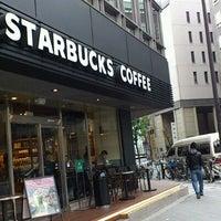 1/8/2012にToshimasa H.がStarbucks Coffee 御堂筋本町東芝ビル店で撮った写真