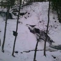 Photo taken at Jewell Falls by Matt W. on 1/20/2012
