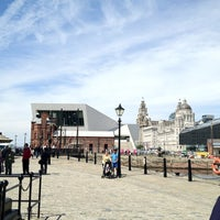 Photo taken at Museum of Liverpool by Neil S. on 6/25/2012