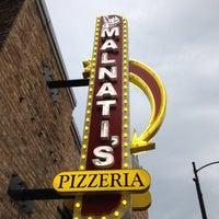 Photo taken at Lou Malnati's Pizzeria by Randall on 8/13/2012