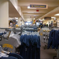 Photo taken at Cal Student Store by Francis L. on 8/25/2012