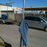 Photo taken at Ullerslev Forsamlingshus by Mads Enggaard S. on 4/5/2012