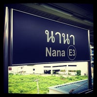 Photo taken at BTS Nana (E3) by Bell on 7/25/2012