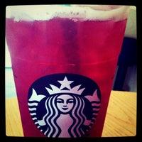 Photo taken at Starbucks by Brandon Scott T. on 8/15/2011