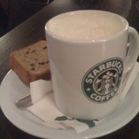 Photo taken at Starbucks by Kristóf K. on 1/7/2011
