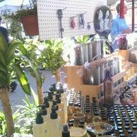 Photo taken at Roadrunner Park Farmers Market by Scotty G on 1/7/2012