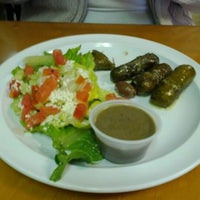 Photo taken at Oliveo Grill by Chris K. on 1/21/2012