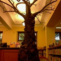 Photo taken at Multnomah County Library - Central by Julia T. on 9/14/2011