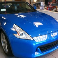 Photo taken at St Charles Nissan by Dude on 6/16/2012