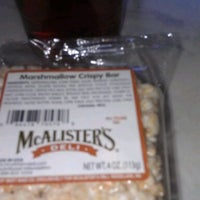 Photo taken at McAlister's Deli by James L. on 10/3/2011